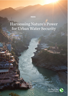 for Urban Water Security
